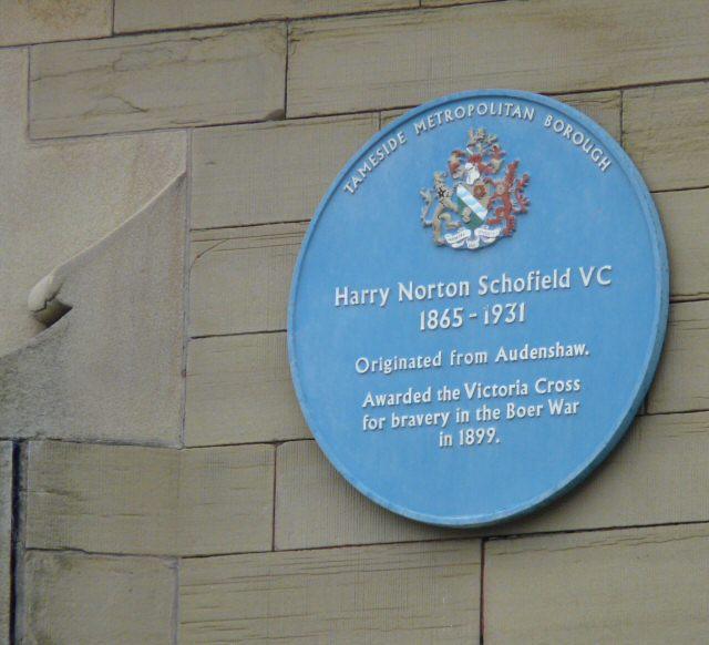 Harry Norton Schofield VC