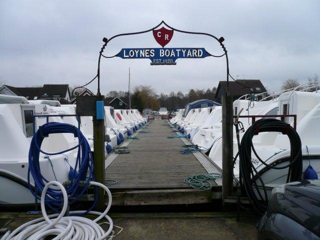 Loynes Boatyard