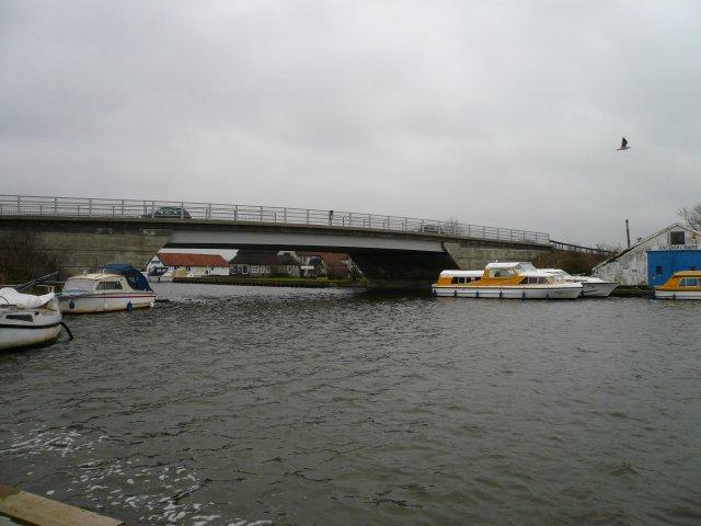 Road Bridge (A1064) Norfolk