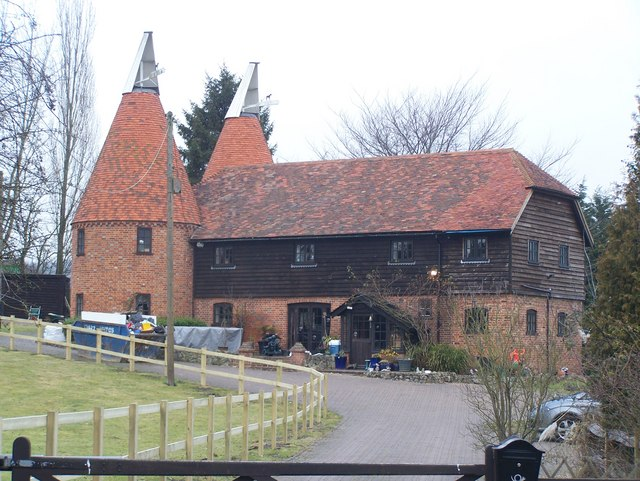 Oast Farm, Addington
