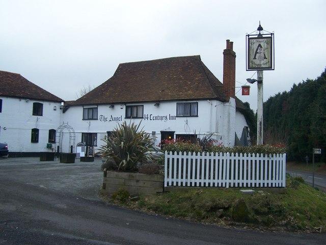 The Angel Pub, Addington