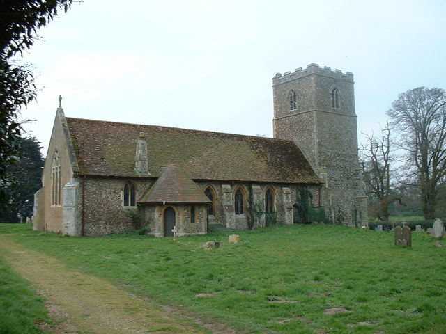 Freston church