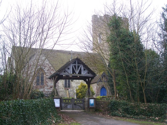 St Margaret of Antioch Church, Addington