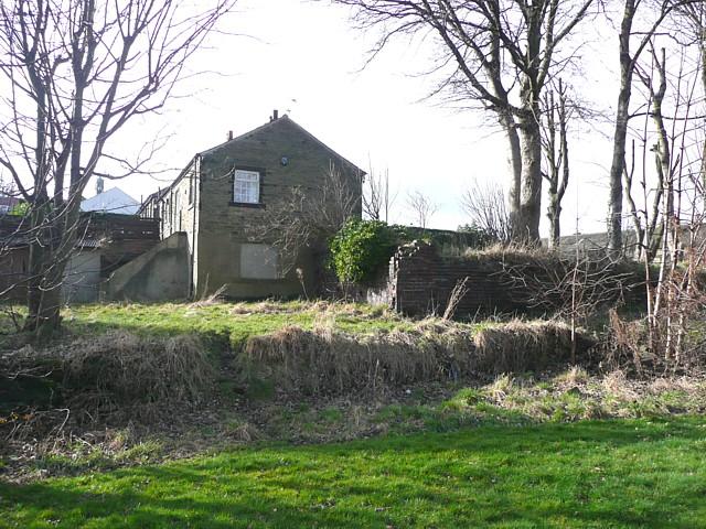 Ruin, Jubilee Mount, Rastrick