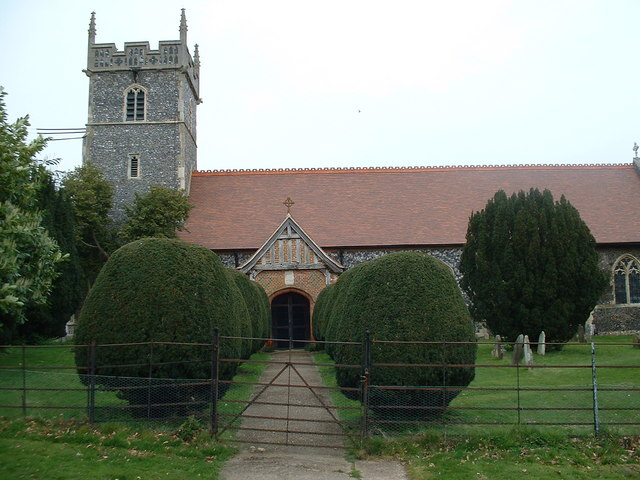 Woolverstone Church