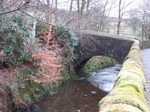 Bridge Over Dean Brook