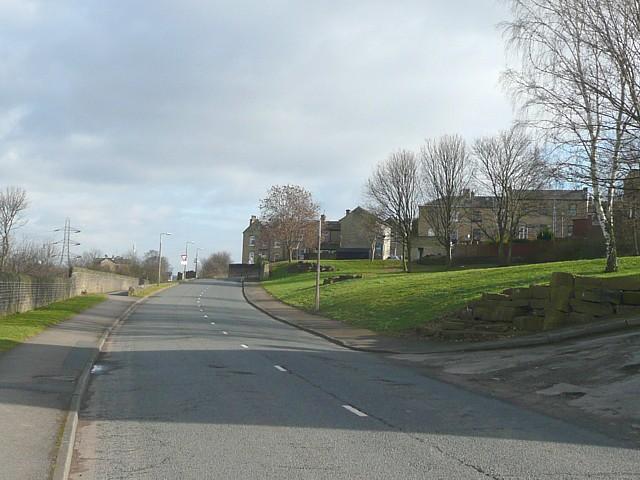 Lillands Lane, Rastrick