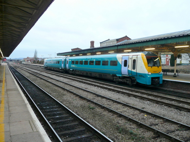 Arriva at Hereford