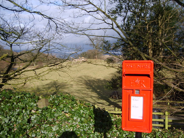 Post Box and Pasture