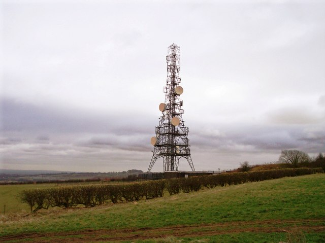 Mini Eiffel Tower at Old Pale Heights
