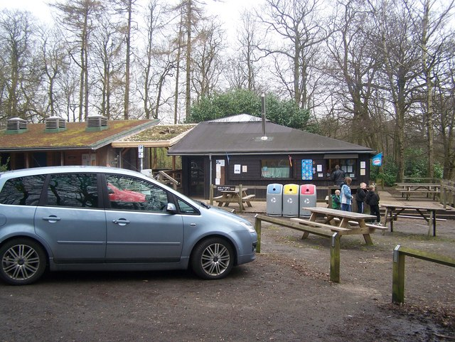 Visitor Centre in Trosley Country Park