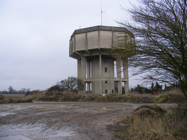 Gosbeck Water Tower