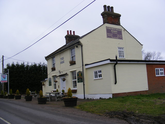 The Crowfield Rose Public House