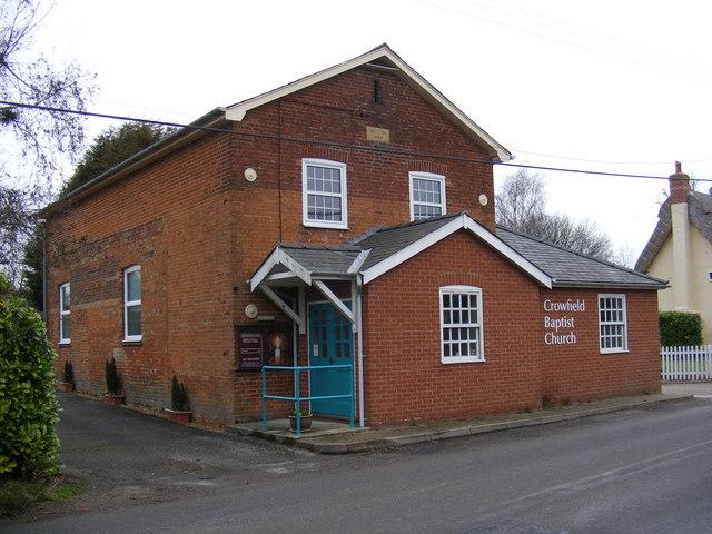 Crowfield Baptist Church