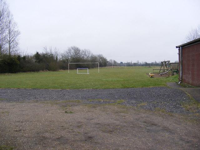 Crowfield Sports Ground