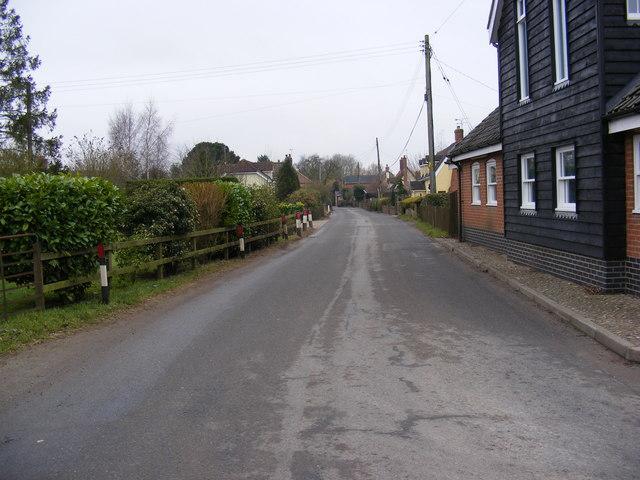 Stone Street, Crowfield