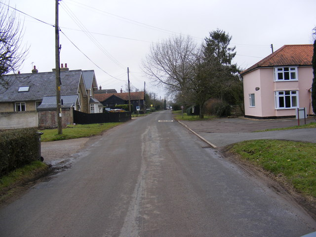 Stone Street, Crowfield