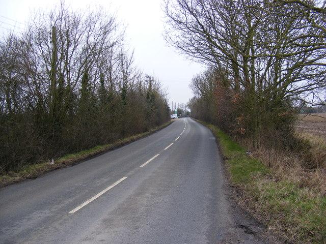 Ipswich Road, Crowfield