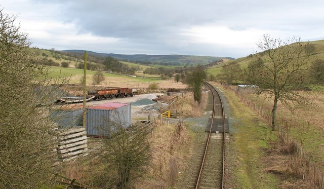 Embsay Steam Railway