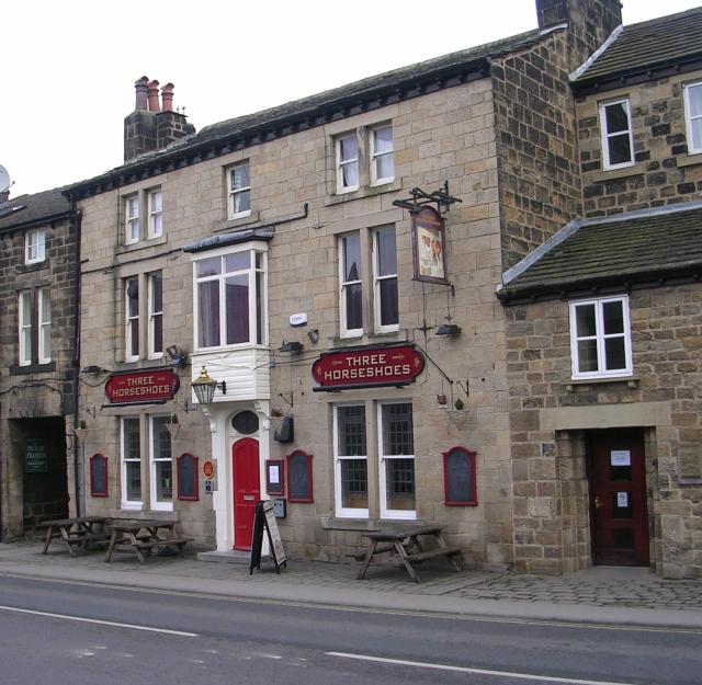 Three Horseshoes - Bridge Street