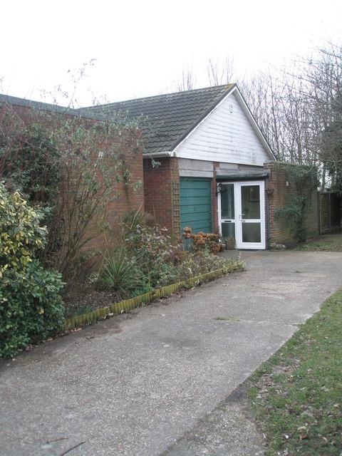 The Presbytery at St Paul's RC Church, Paulsgrove