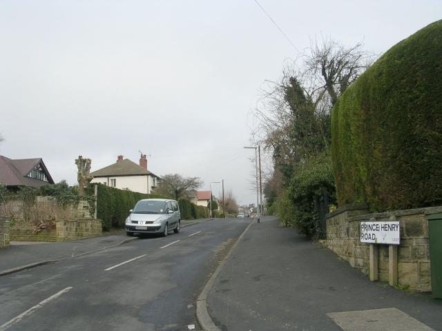 Prince Henry Road - Farnley Lane
