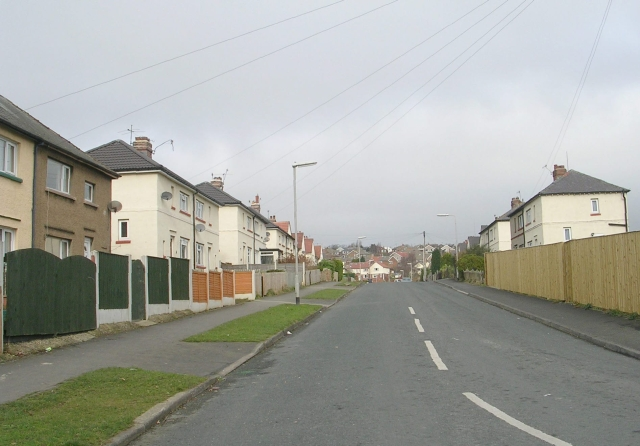Chippendale Rise - Farnley Lane