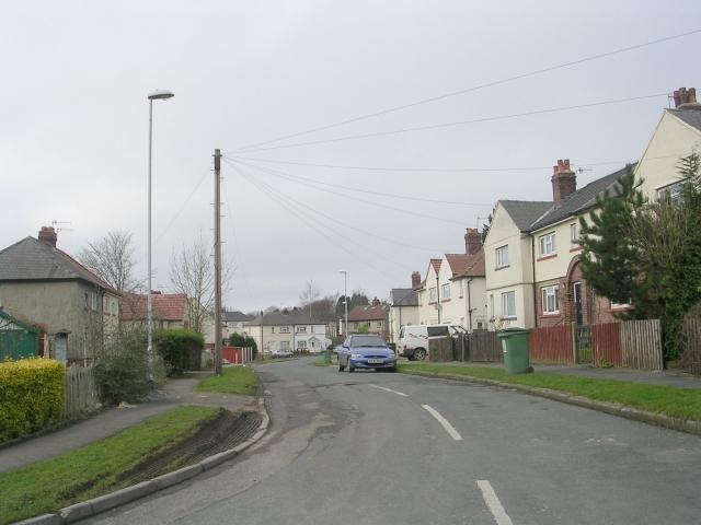 Turner Crescent - Farnley Lane