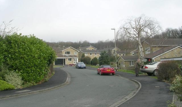 Riverside Close - Riverside Crescent