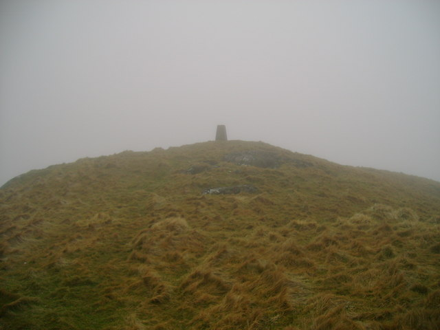 Grey Hill summit