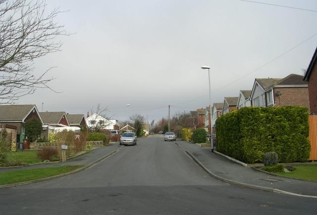 The Whartons - Wrenbeck Drive