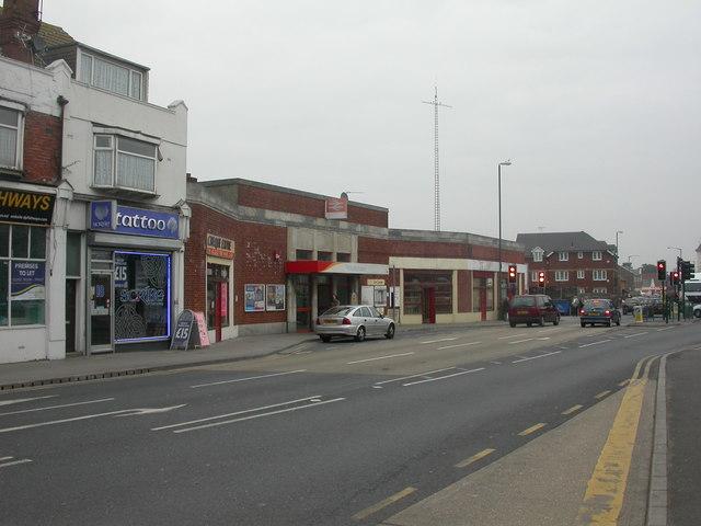 Pokesdown Station