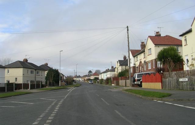 The Crossways