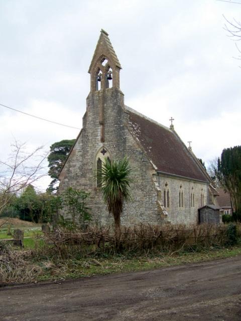 The Orthodox Christian Church of St Edward, Athelhampton
