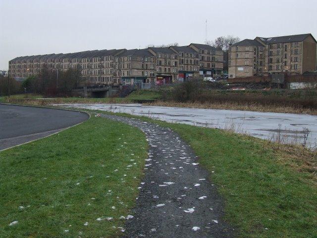 Firhill basin