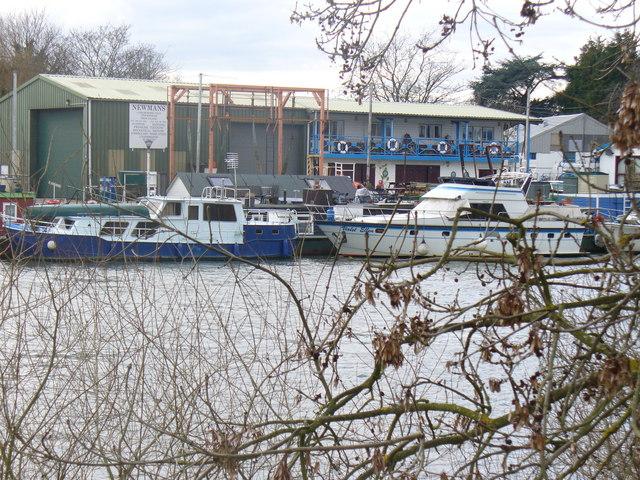 Newman's Boatyard