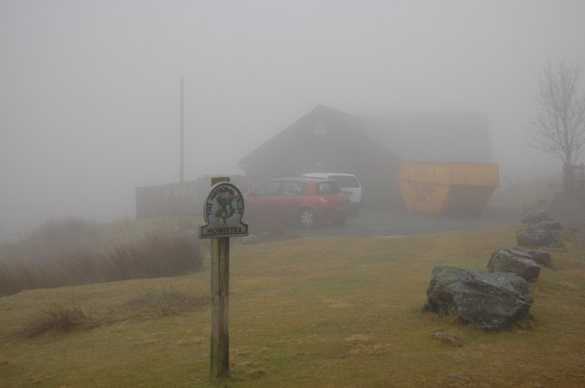 Youth Hostel in the Mist
