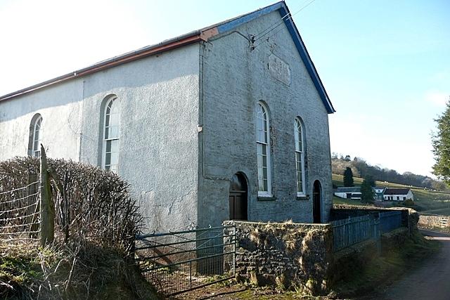 Siloah chapel