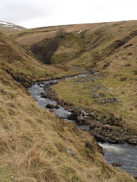 Cow Linn, Fruid Water
