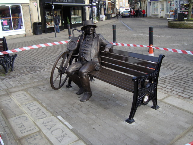Blind Jack Metcalf 1717 -1810