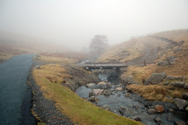 Bridge over Hause Gill