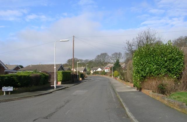 St Davids Road - St Richards Road
