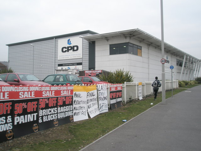 CPD in Southampton Road