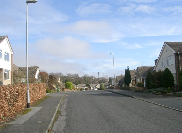 St Martins Avenue - Kell Beck