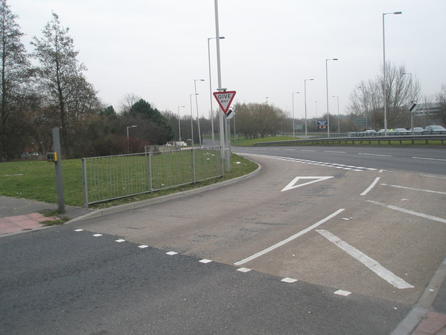 Junction of Southampton and Western Roads