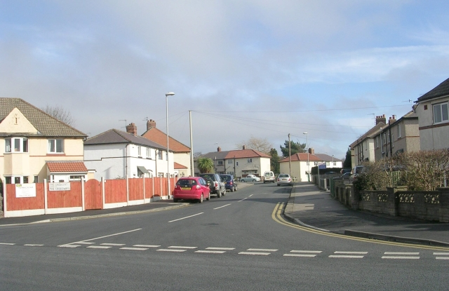 The Crescent - Newall Carr Road