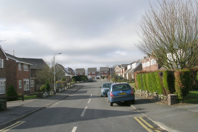 Croft House Drive - Newall Carr Road