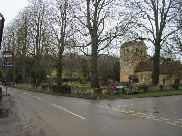 St Bartholomew 's Church