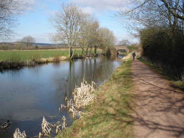 Tiverton Road canal bridge