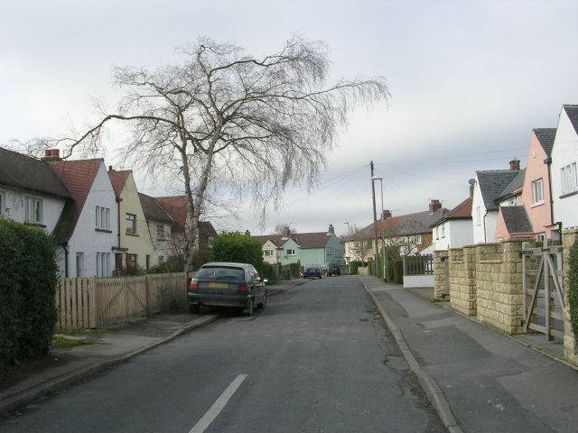 Croft Avenue - Newall Carr Road